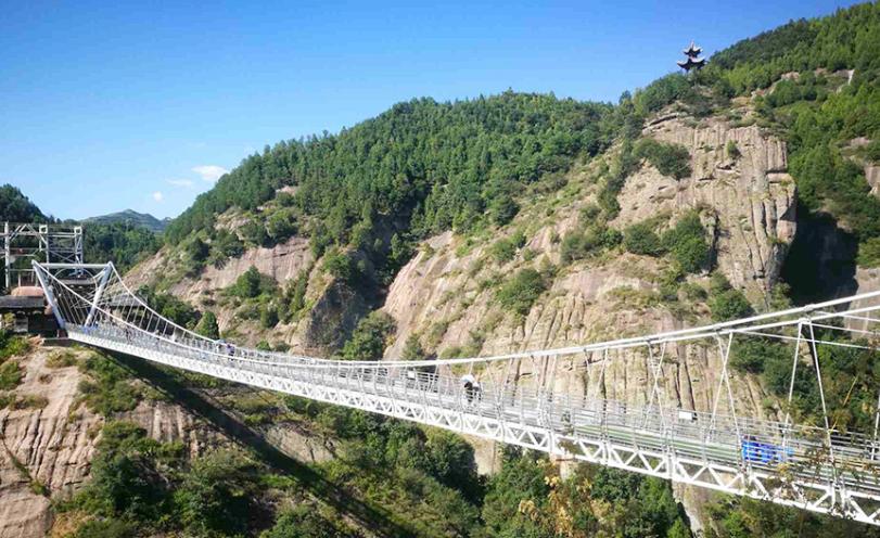 九龍山景區